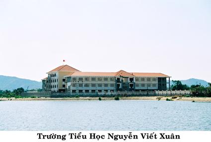 Trường tiểu học Nguyễn Viết Xuân