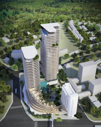 Cap Saint Jacques Complex Project