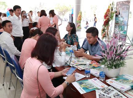 Bà Rịa - Vũng Tàu: Căn hộ chung cư hút hàng