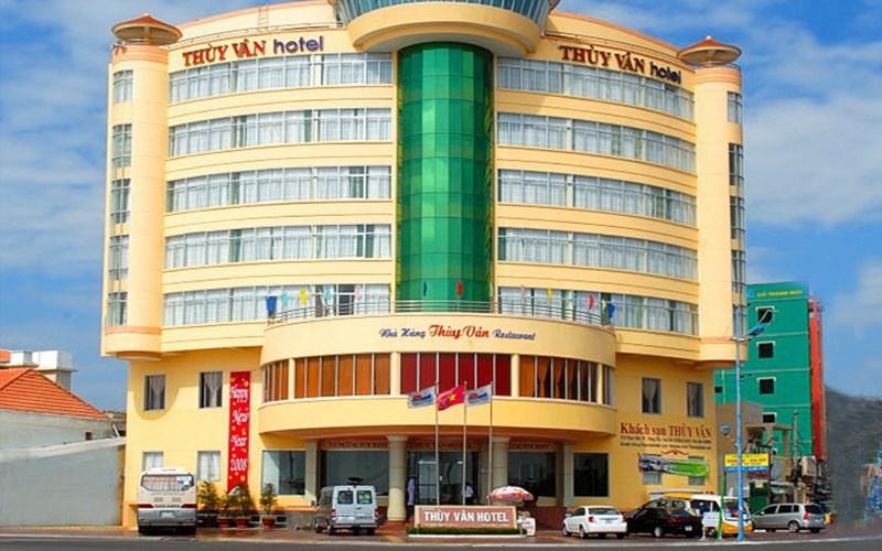 Công trình khách sạn Thùy vân Hotel