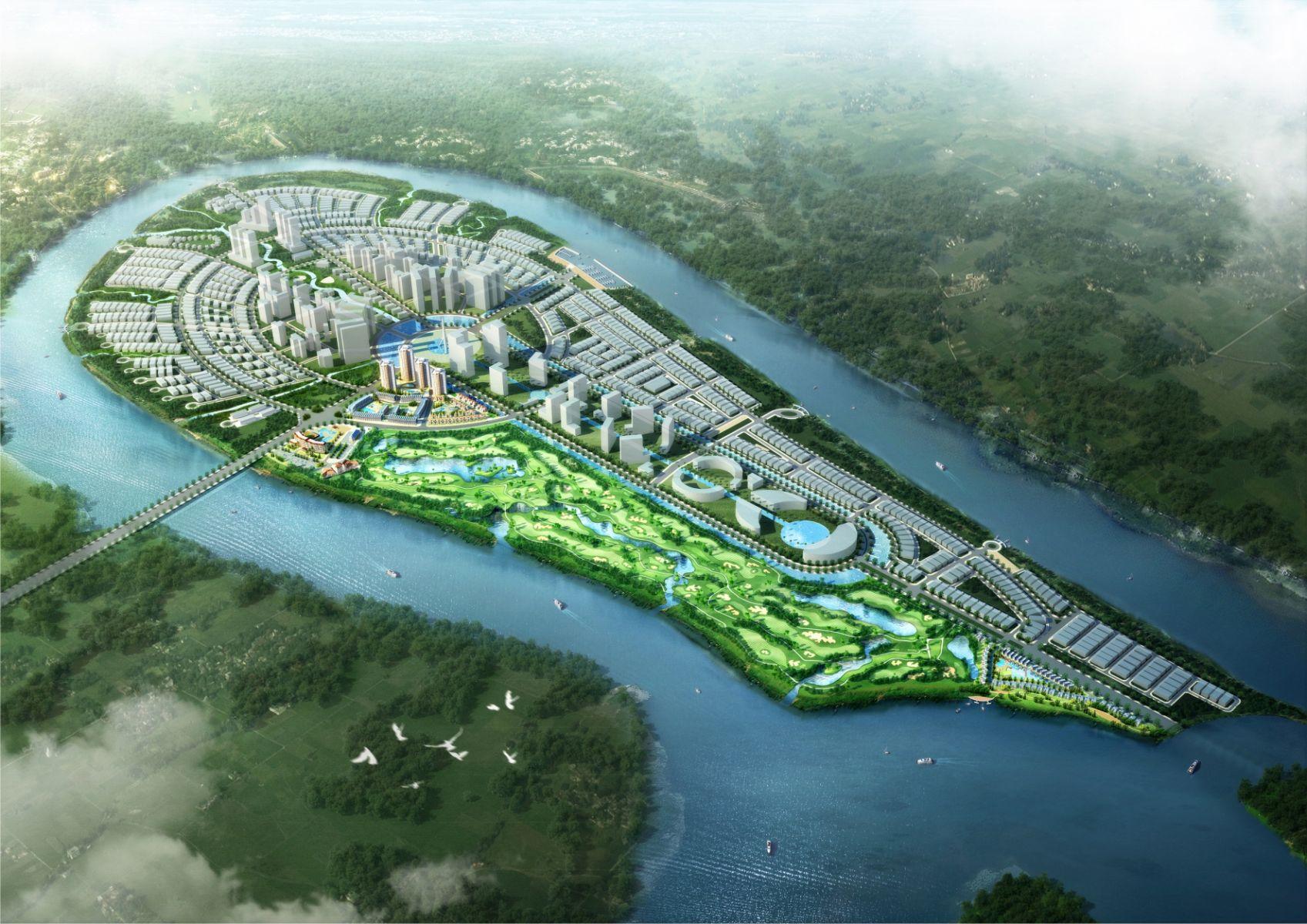 Khu đô thị Khu Du Lịch Sinh Thái Đại Phước