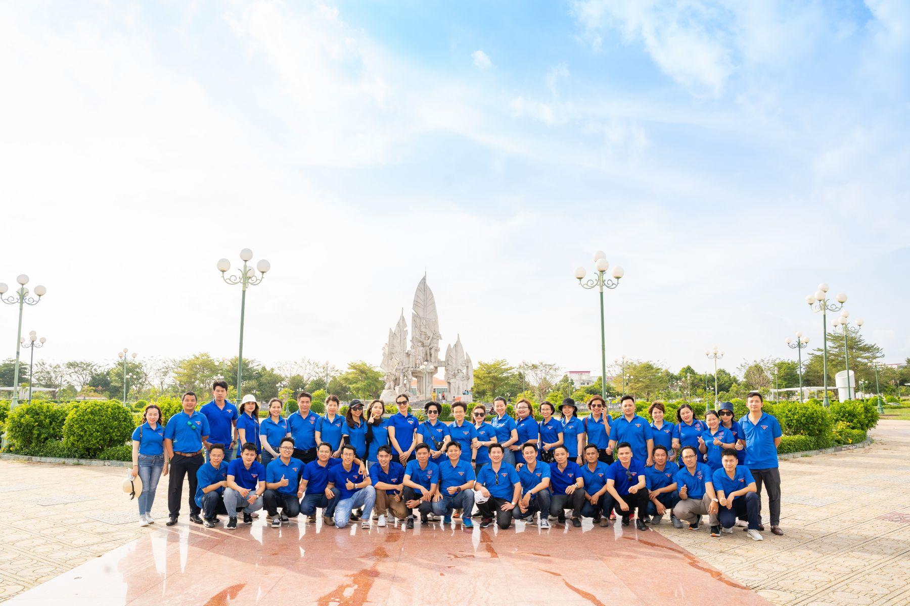 DIC2 Hành Trình Về Nguồn – Chào Mừng Kỷ Niệm 90 Năm Ngày Thành Lập Đoàn Thanh Niên Cộng Sản Hồ Chí Minh.