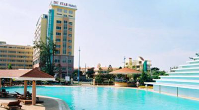 Swimming Pool Hotel Vung Tau