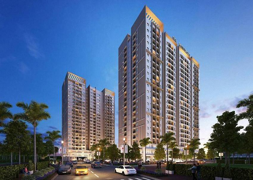ECO Xuan Apartment Project